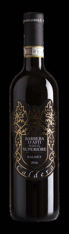 """01Barbera d'Asti Superiore D.O.C.G. """"Balmèt"""""""