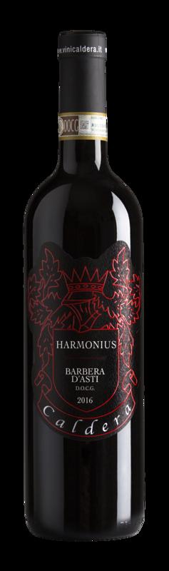 02Barbera d'Asti D.O.C.G. Harmonius
