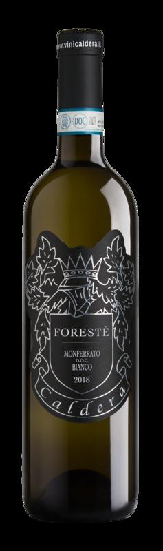 "10 Monferrato Bianco D.O.C. ""Forestè"""